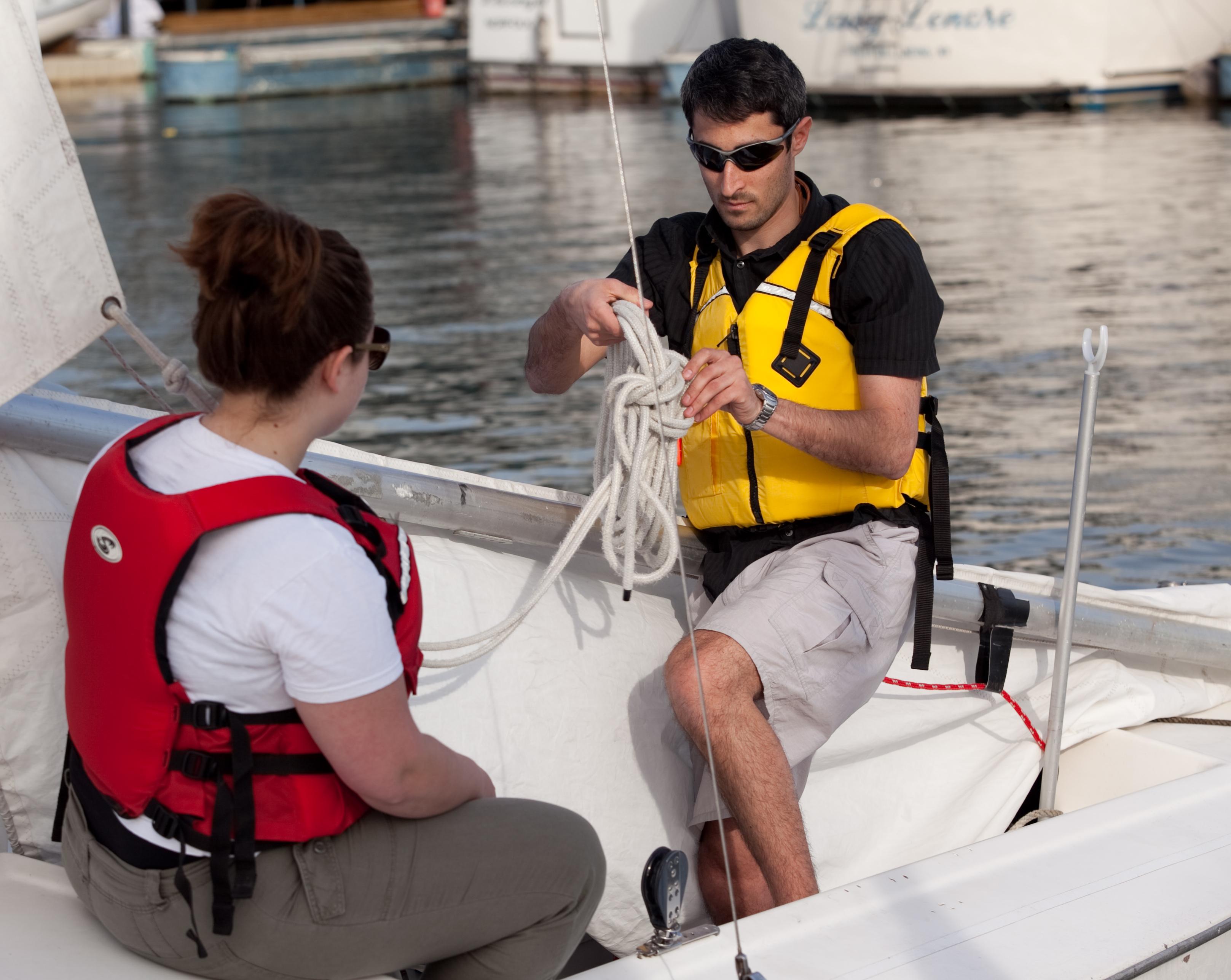 dc sail beginner lessons